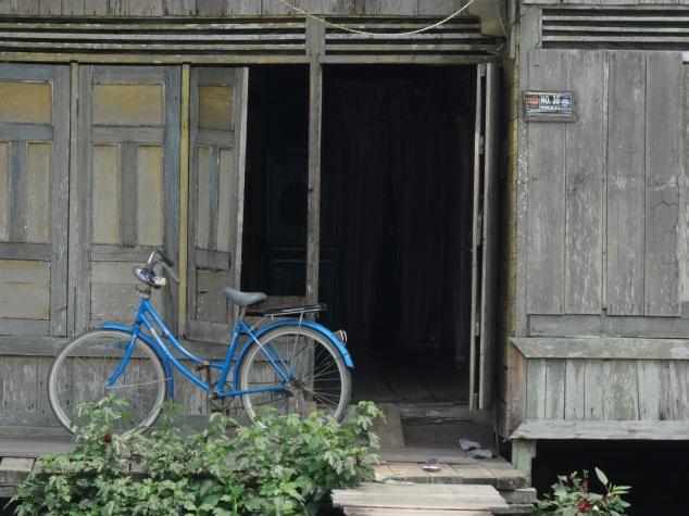 Rumah Kayu Khas Pangkalan Bun, Kumpai Batu, DSW Blog